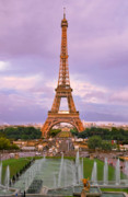 Editorial Originals - Eiffel tower by Evgeny Ivanov