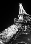 Olivier Prints - Eiffel Tower Print by Olivier Steiner