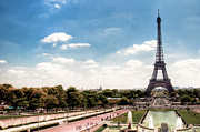 Eiffel Tower Print by Photo by Stuart Gleave