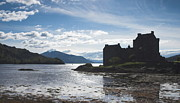 Fantasy Digital Art - Eilean Donan Castle by Pat Speirs