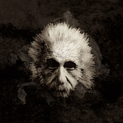 Albert Prints - Einstein Print by Laurence Adamson