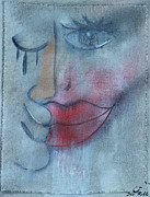 Amor Paintings - El Beso 25 by Jorge Berlato
