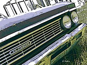 Smooth Ride Posters - El Camino Poster by George Pedro