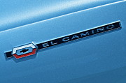 Blue Buick Photos - El Camino by Robert Harmon
