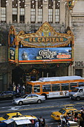 El Capitan Theatre Framed Prints - El Capitan Framed Print by Viktor Savchenko
