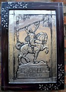 Featured Reliefs Originals - El Cid Campeador by Cacaio Tavares