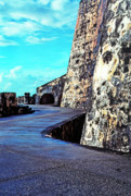El Morro Photos - El Morro Fortress by Thomas R Fletcher