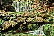 Adam Jewell - Elakala Falls Cascade