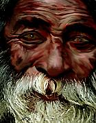 Soulful Eyes Digital Art - Elder by Michelle Dick
