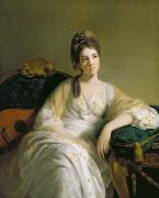Daydream Art - Eleanor Francis Grant - of Arndilly by Tilly Kettle