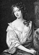 Decolletage Posters - Eleanor Gwyn (1650-1687) Poster by Granger