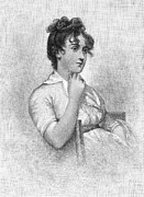 Parke Prints - Eleanor Parke Custis Lewis (1779-1852) Print by Granger