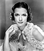 Pinky Ring Prints - Eleanor Powell, Circa 1940s Print by Everett