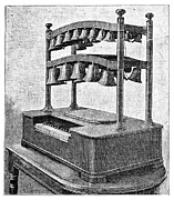Musical Photos - Electric Carillon, 19th Century by