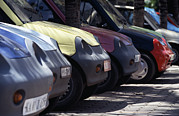Reva Photos - Electric Cars by Volker Steger