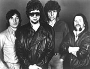 Kelly Photo Prints - Electric Light Orchestra Elo L-r Print by Everett