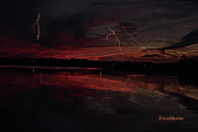 EricaMaxine  Price - Electric Sunset Over...