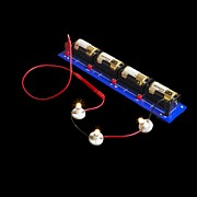 Circuitry Photos - Electrical Circuit by