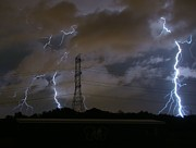 Electric Photo Originals - Electrical Storm by Ethan  Bryant