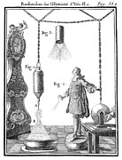 Antoine Abbe Prints - Electricity Experiment Print by Science, Industry & Business Librarynew York Public Library
