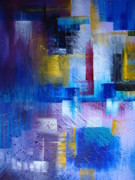 Electronic Paintings - Electronica by Cheryl Pirkl