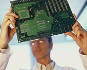 Electronics Engineer Print by Adam Gault