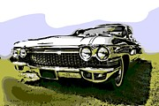 Caddy Digital Art Posters - Elegance Poster by George Pedro