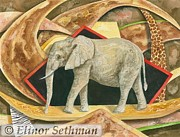 Elinor Sethman - Elephant Walk