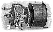 Motor Art - Elevator Motor, 19th Century by