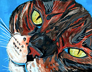 Vet Originals - Eli Jackson my Bengal Boy by Patti Schermerhorn