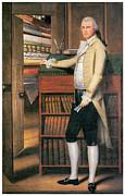 Elijah Boardman Print by Ralph Earl