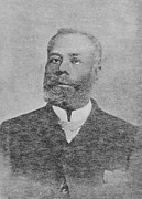 Mccoy Prints - Elijah Mccoy, Canadian Inventor Print by Schomburg Center For Research In Black Culturenew York Public Library