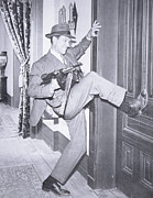 Action Photo Photos - Eliot Ness by Unknown