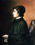 Catholic Paintings - Elizabeth Ann Seton by Granger