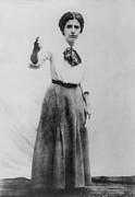 Elizabeth Gurley Flynn 1890-1964, Labor Print by Everett