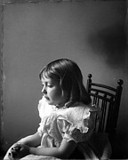 Portrait Photo Originals - Elizabeth in the Light by Jan Faul