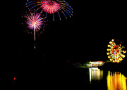 Elk Rapids Photos - Elk Rapids Carnival by Matthew Winn