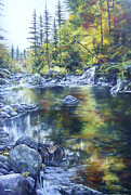 North Fork Originals - Elkhorn Gold by Denise Sanders