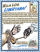 Ella Los Libertaba Print by Warren Clark