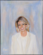 Republican Paintings - Ellen by Bruce Ben Pope