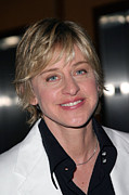 32nd Prints - Ellen Degeneres At Arrivals For 32nd Print by Everett