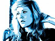 Brad Scott Art - Ellie Goulding Starry Eyed by Brad Scott