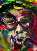 Funk Digital Art Prints - Elton in 20 Print by James Thomas