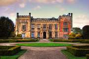 Mysterious Landscape Prints - Elvaston Castle Print by Yhun Suarez