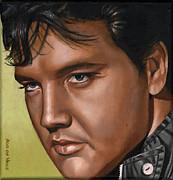 Elvis 24 1967 Print by Rob De Vries