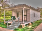 Elvis Presley Photos - Elvis Birthplace by David Bearden