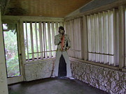 Elvis Presley Art - Elvis Presley - Coco Palms - Kauai Hawaii by Mary Deal
