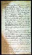 Emancipation Proc., P. 3 Print by Granger