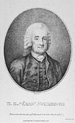 Enlightenment Prints - Emanuel Swedenborg Print by Granger