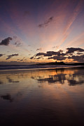 Embleton Prints - Embleton Bay Sunrise Print by David Pringle